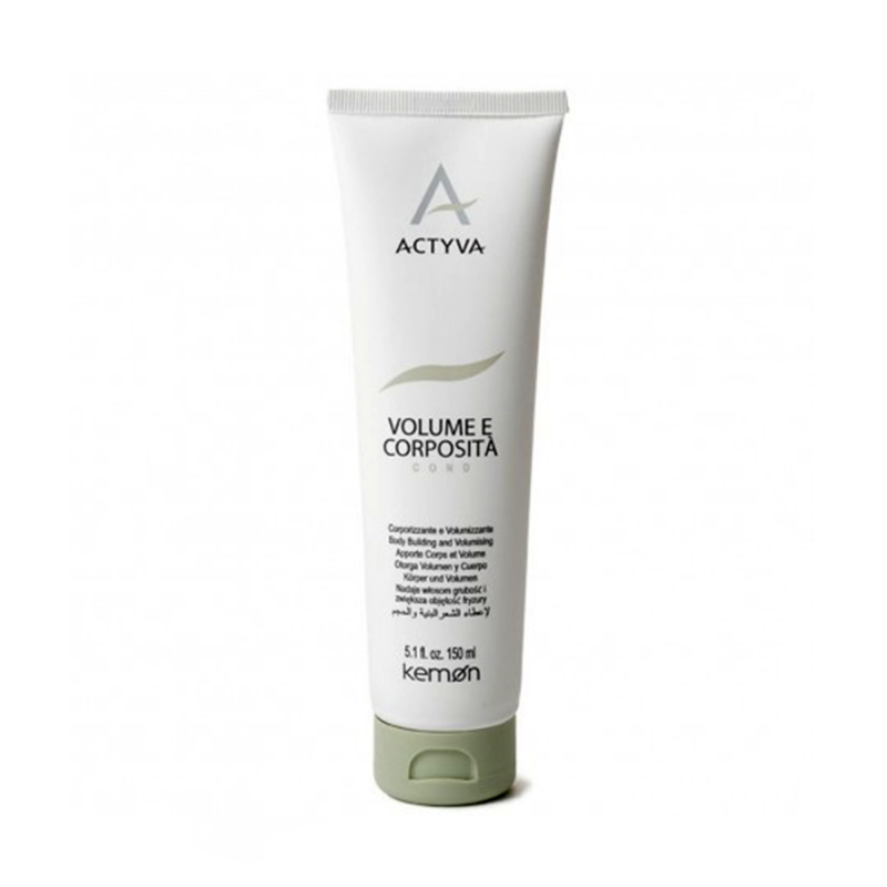 Balsam pentru volum – Kemon  Activa Volume e Corposita  Cond 150 ml.