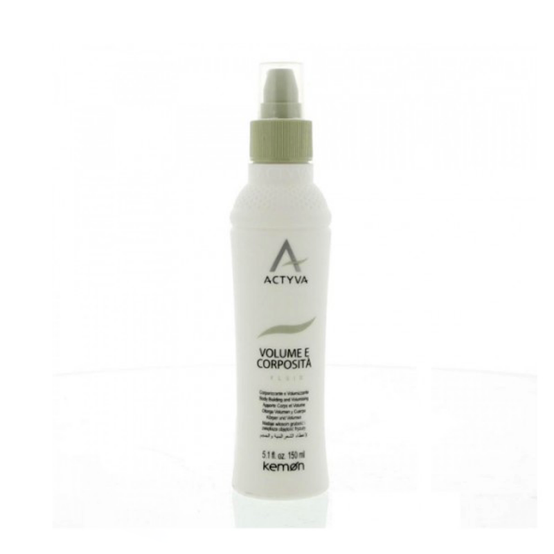 Spray pentru volum – Kemon  Activa Volume e Corposita Fluid 150 ml.