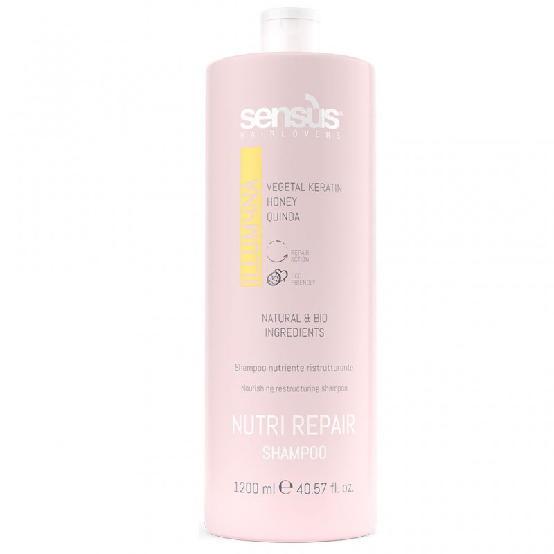 Sensus Sampon pentru par degradat Nutri Repair Shampoo 1200ml